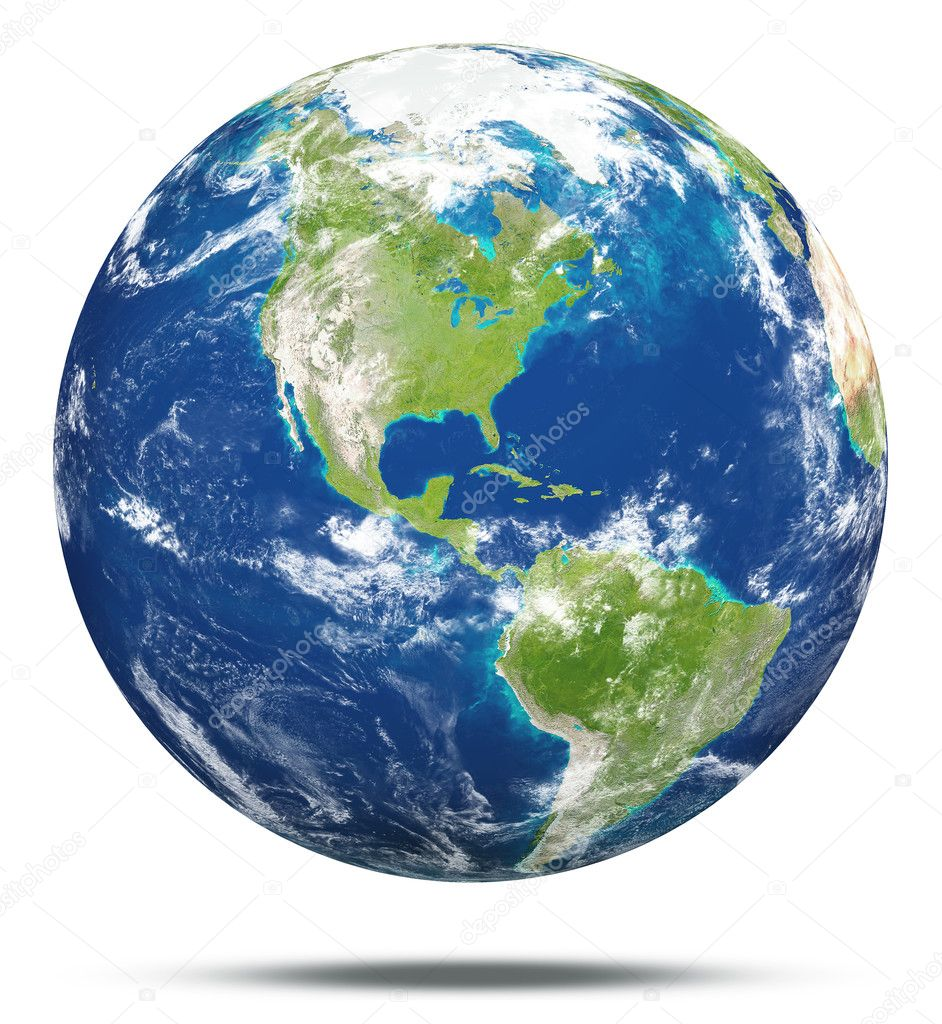 Earth — Foto Stock #1295818