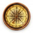 Vintage compass — Stock Photo