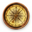 Vintage compass - Stock Photo