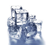 Ice cubes 4 — Foto Stock