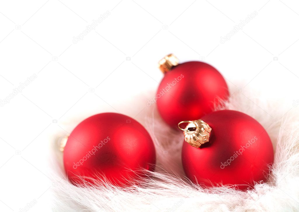 Christmas balls  Stock Photo #1326195