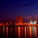 Skyline of Downtown yekaterinburg — Stock Photo #1200829