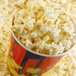Pop corn — Stock Photo #1201080