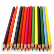 Set of colored pencils — Stock Photo #1201200