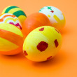 Colored easter eggs — Stock Photo #1236723