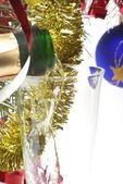 Brinde de Natal — Fotografia Stock