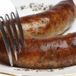 Royalty-Free Stock Photo: German sausages