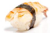 Shrimp nigiri sushi — Stock Photo