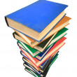 Stack of books — Stock Photo #1282470