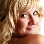 Beautiful blonde girl — Stock Photo #1285041