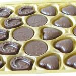 Chocolate sweets — Stock Photo