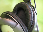 Headphones — Stock fotografie