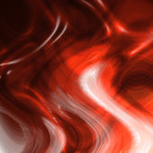 Red plastic background — Stock Photo
