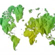 World map — Stock Photo #2623962