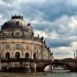 Bode-museum of Berlin, Germany - Stock Photo