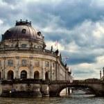 Bode-museum of Berlin, Germany — Stock Photo