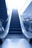 Escalator move up — Stock Photo