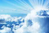 Magic sky — Stock Photo