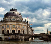 Bode-museum of Berlin, Germany — Stock Photo