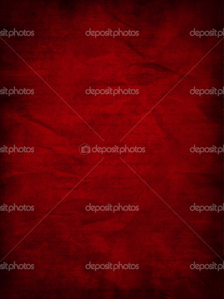 Red vintage grunge texture — Stock Photo #1201960