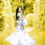 Autumn girl — Stock Photo #1249258