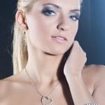 Beautiful blond — Stock Photo #2424595