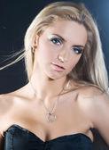 Sexig blond — Stockfoto