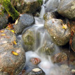 Small waterfall — Stock Photo #1237057