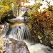 Small waterfall — Stock Photo #1238038
