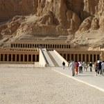 Temple Of Hatshepsut, Luxor, Egypt — Stock Photo #1246910