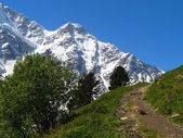 Cheget, Great Caucasus — Stock Photo