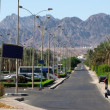 Stock Photo: Road to Sharm el-Sheikh, Egypt