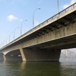 Bridge on the Nile, Cairo, Egypt — Stock Photo #1477068