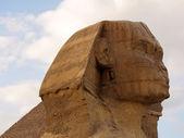 Great sphinx — Stock Photo