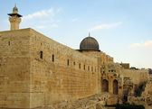 Jerusalem – old city — Stock Photo