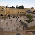 Western wall, jerusalem — Stock Photo #1483586