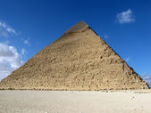 Pyramid of Khafre — Stock Photo