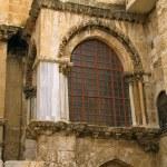 Church of the Holy Sepulchre, Jerusalem — Stock Photo
