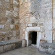 Entrance to the Church of the Nativity — Stock Photo #1544030