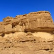 Colored Canyon, Sinai, Egypt — Stock Photo