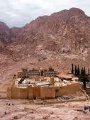 Saint Catherine's Monastery, Egypt — Stock Photo