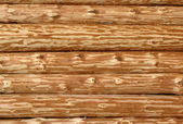 Wooden log wall — Stock Photo