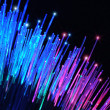 Royalty-Free Stock Photo: Fiber optics