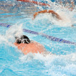 Swimming race — Stock Photo #2410787