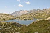Spanish Pyrenees — Stock Photo