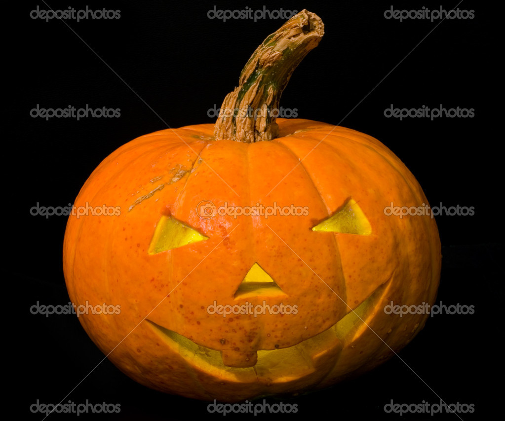Halloween pumpkin  — Foto Stock #1189723
