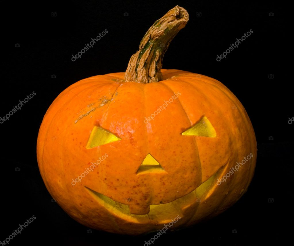 Halloween pumpkin  — Stock Photo #1189723