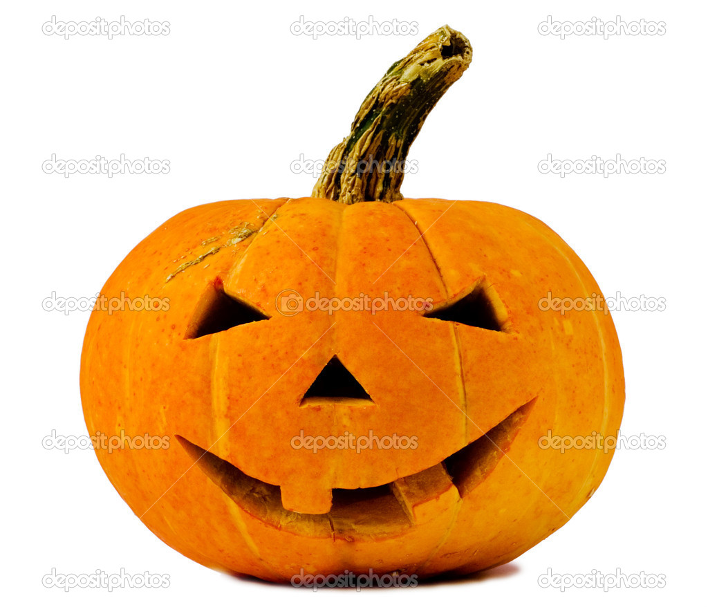 Halloween pumpkin  — Stock Photo #1189743
