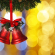 Christmas bells — Stock fotografie
