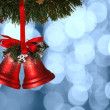 Christmas bells — Stock Photo #1190018